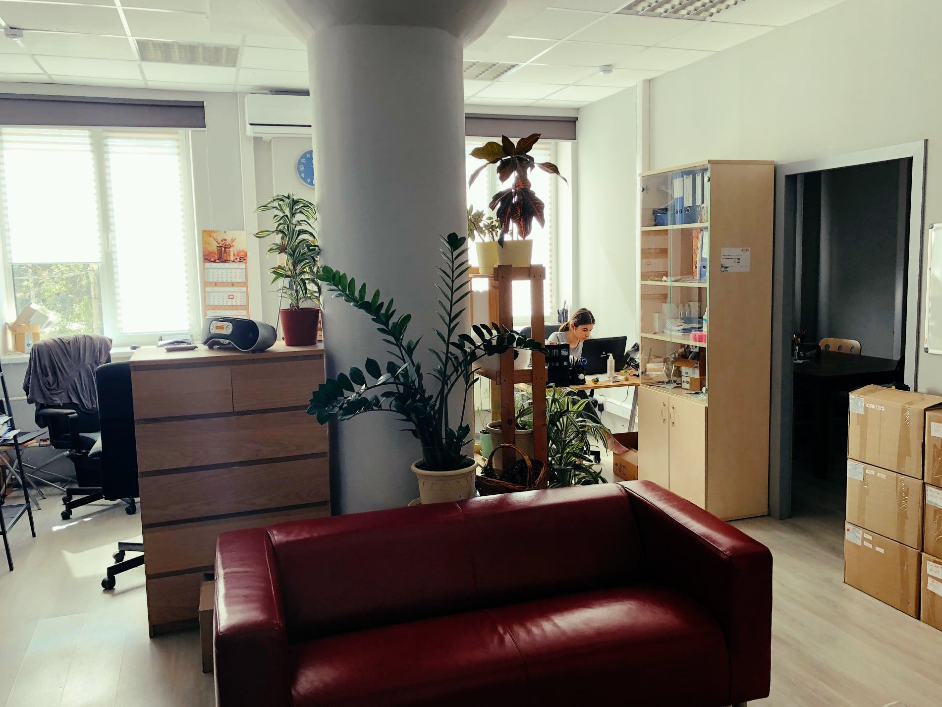 Офис интернет-магазина КАМА