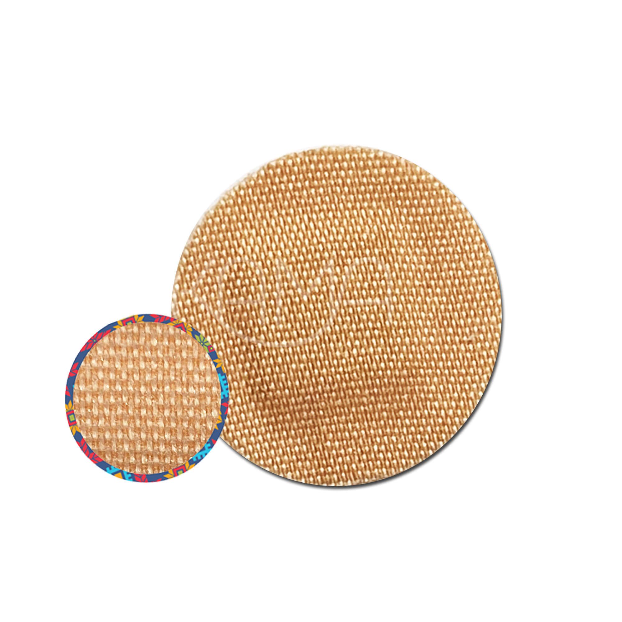 Пластыри бактерицидные на тканевой основе Мультиплекс Эластик телесные, 3 размера, №15
