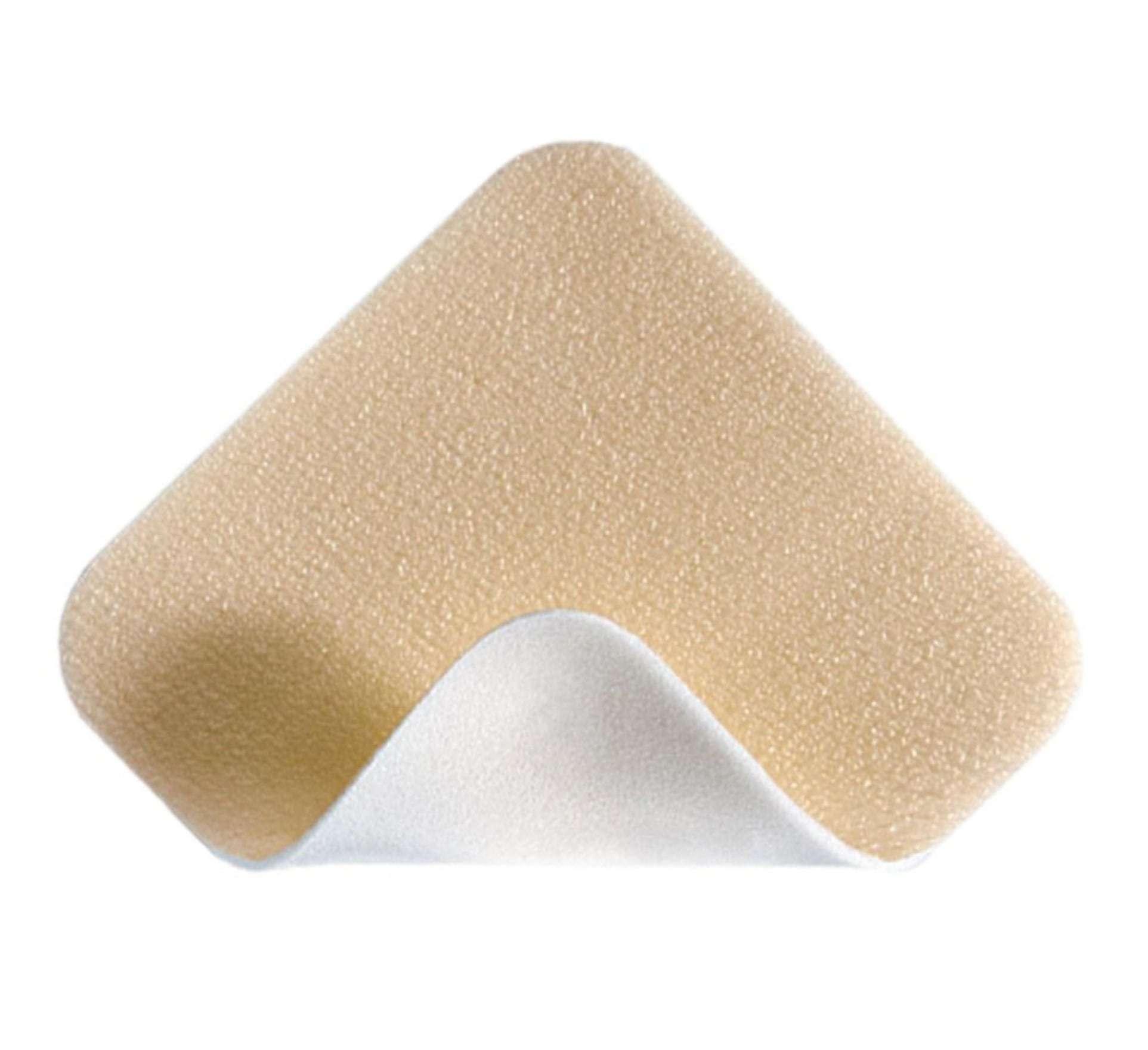 Повязка Мепилекс Лайт с силиконом 20х50 см