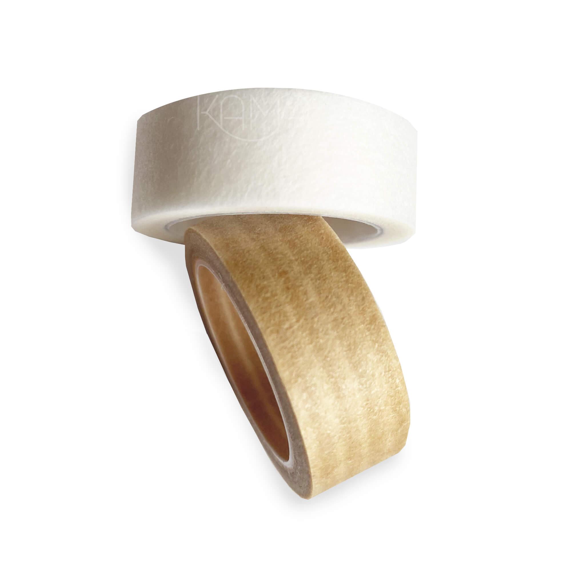 Пластырь на бумажной нетканой основе белый 1,25х500 см