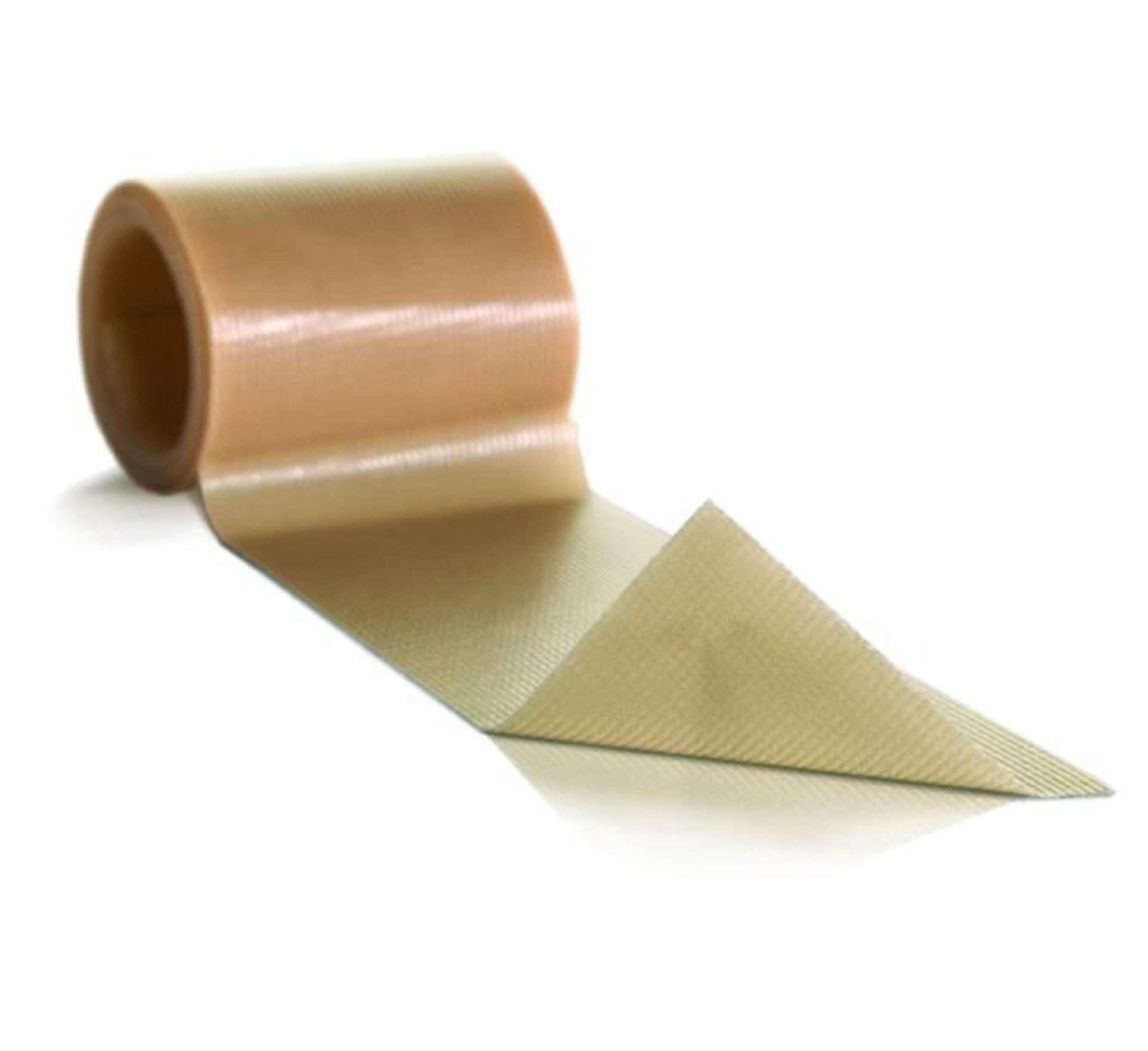 Пластырь Мепитак с силиконом 4смх1,5м
