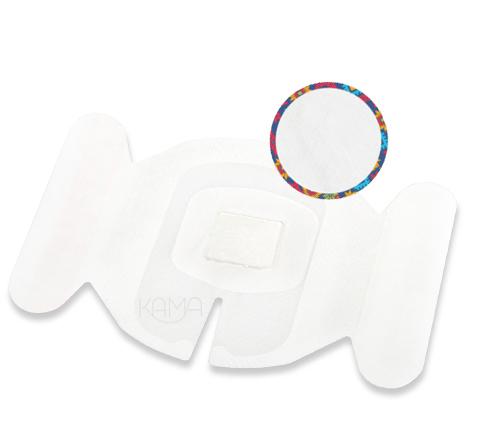 Повязка АйВи-ГексоФилм с хлоргексидином 7x8,5 см