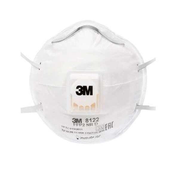 Полумаска защитная 3М 8122