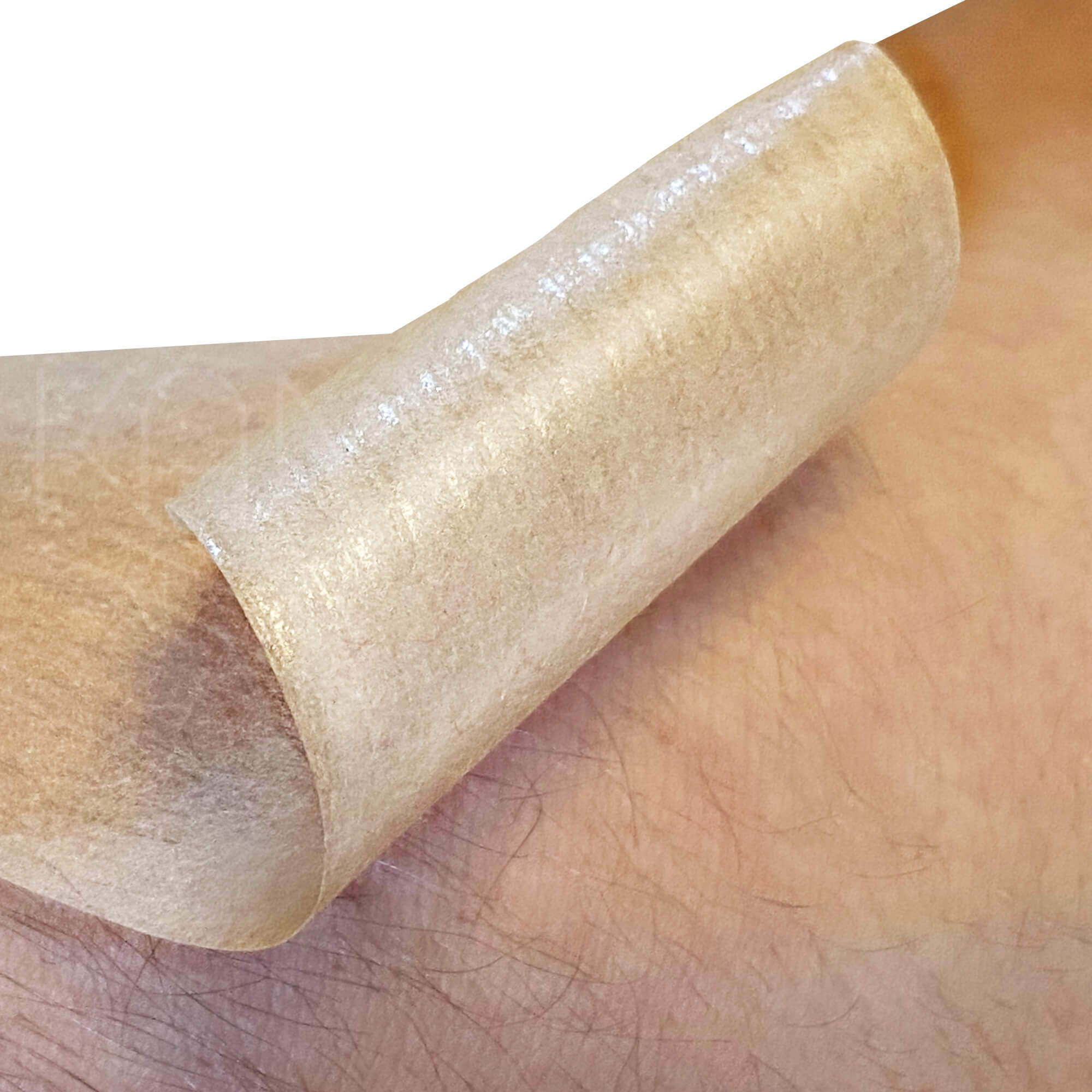 Пластырь на бумажной нетканой основе телесный 1,25х500 см