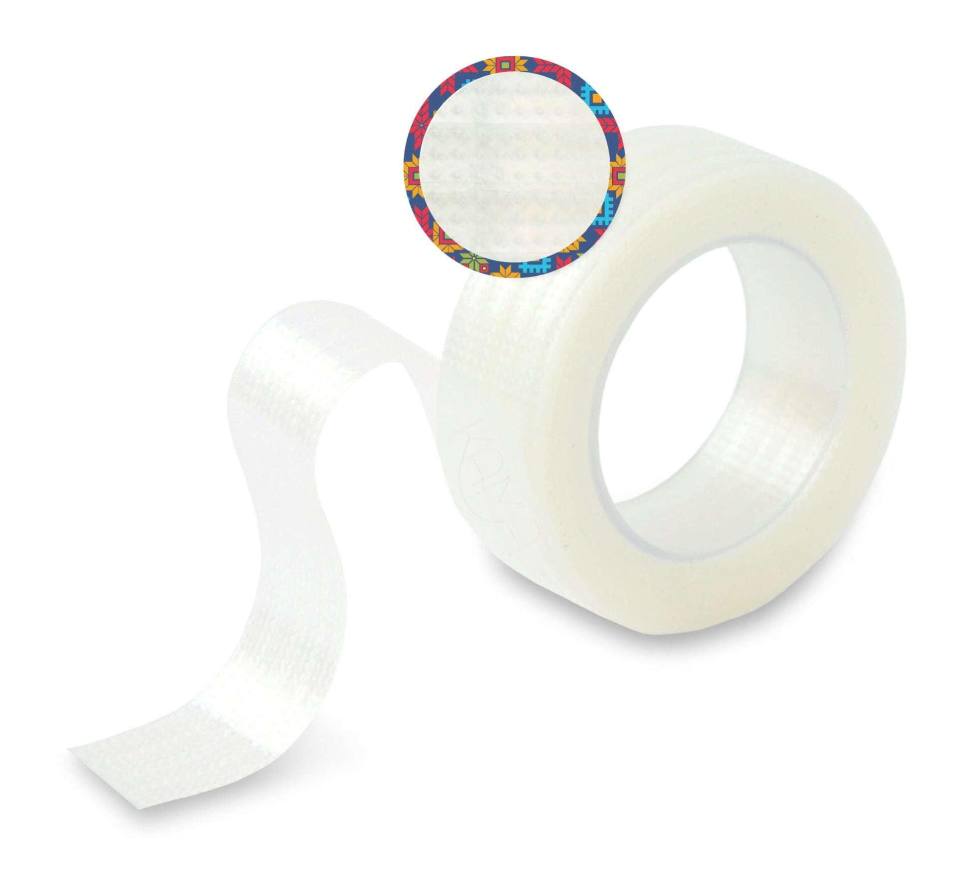 Пластырь на полимерной основе 1,25х500 см
