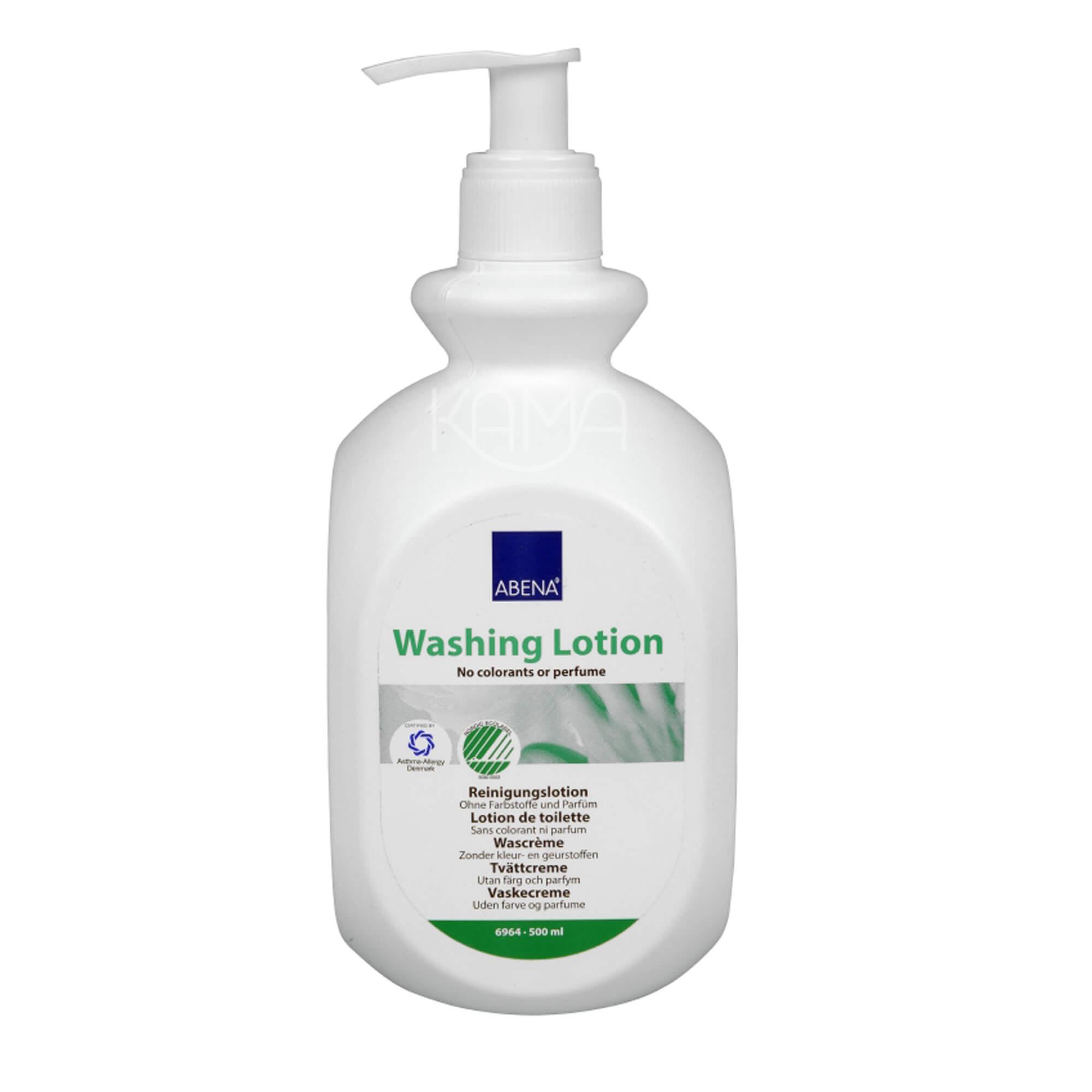 Лосьон без запаха для мытья без воды Абена 500 мл